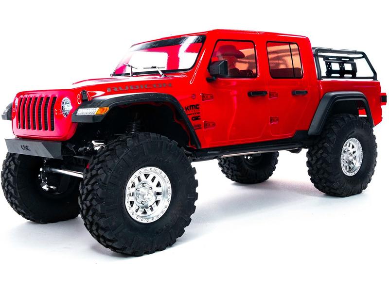 Axial SCX10 III Jeep JT Gladiator 4WD 1:10 RTR zelený
