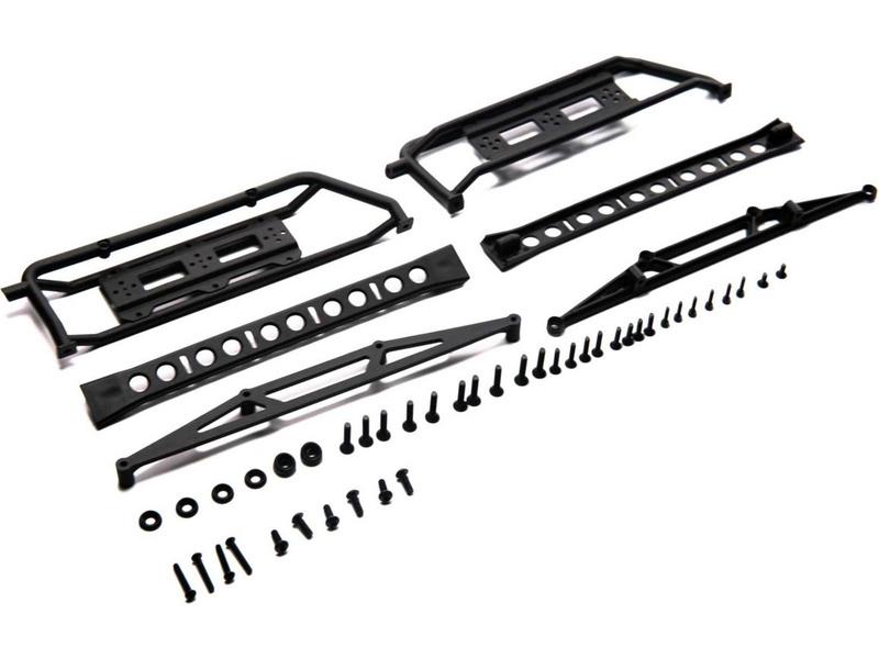 Axial nástavba karosérie: SCX10 III Jeep JT Gladiator