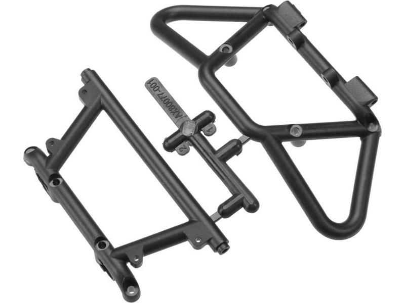 Axial trubková klec