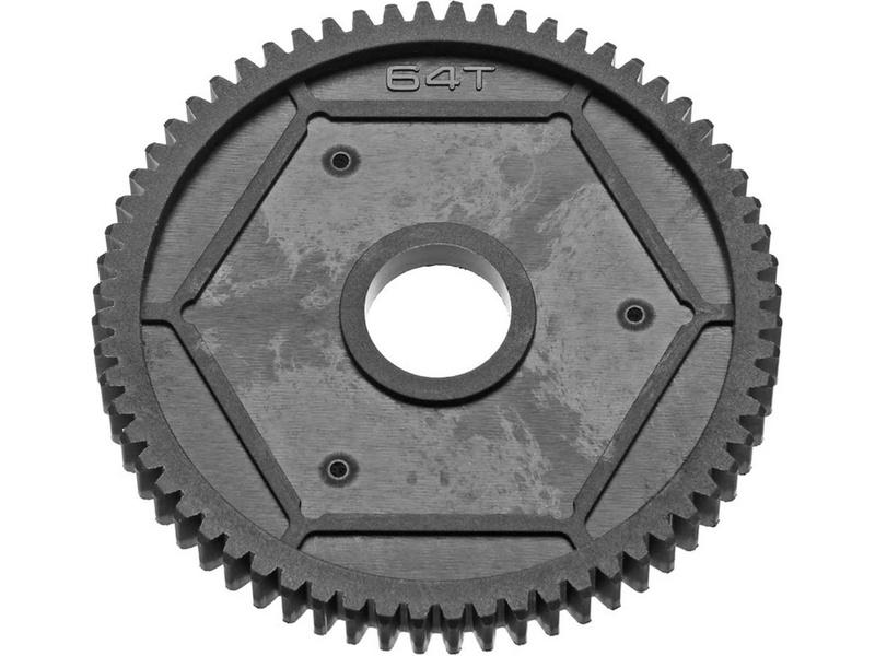 Axial ozubené kolo 64T 32DP