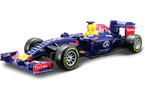 Bburago Infiniti Red Bull Racing RB11 1:43 #26 Kvyat