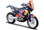 Bburago Red Bull KTM 450 Rally Dakar 1:18 #1