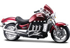 Bburago Kit Triumph Rocket III 1:18