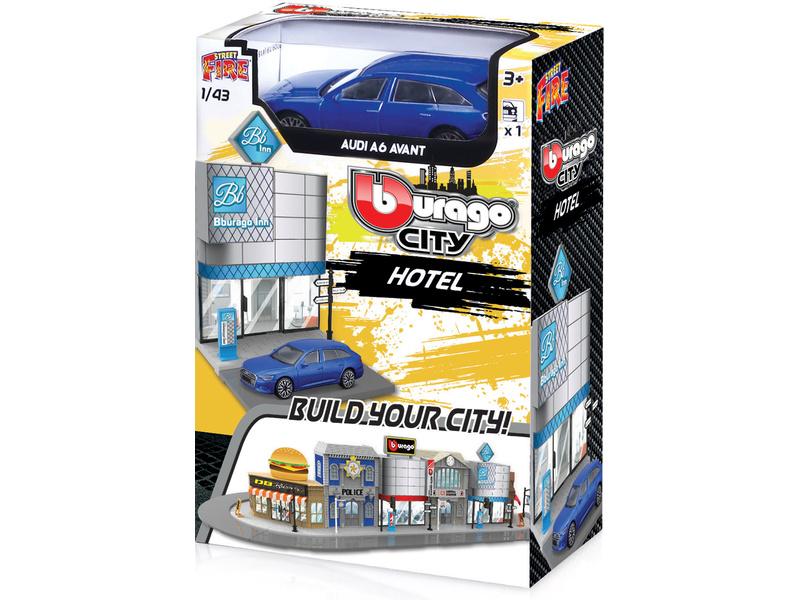Bburago City - hotel
