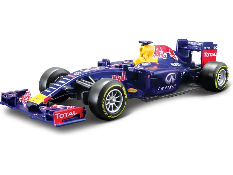 Bburago Infiniti Red Bull Racing RB11 1:43 #3 Ricciardo