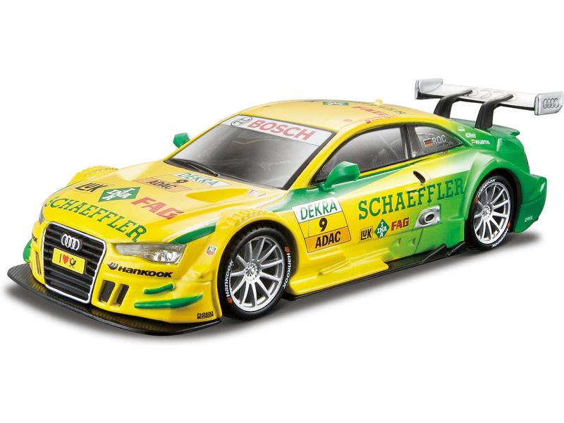 Bburago Audi A5 DTM 1:32 #9 Mike Rockenfeller