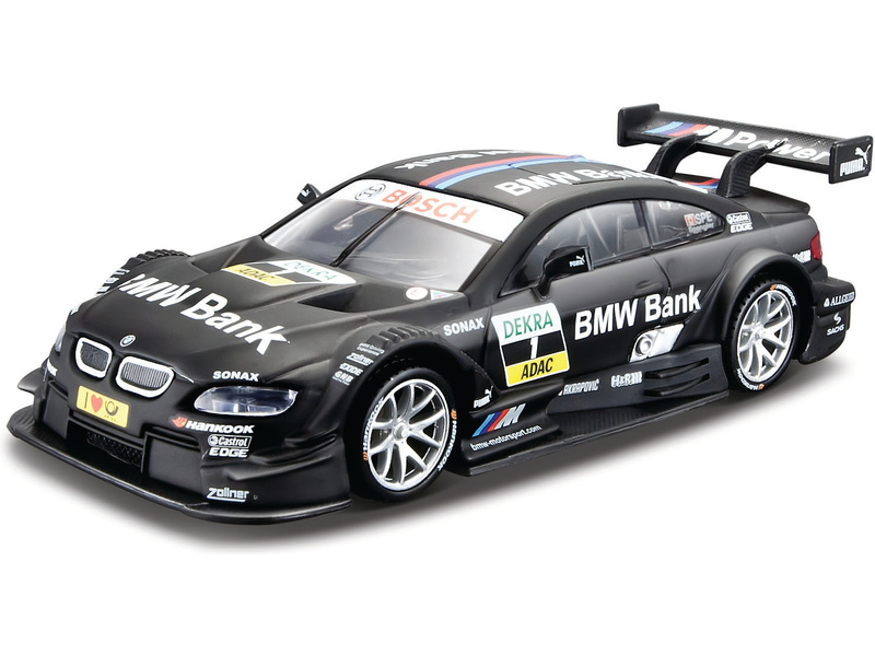 Bburago BMW M3 DTM 1:32 #1 Bruno Spengler