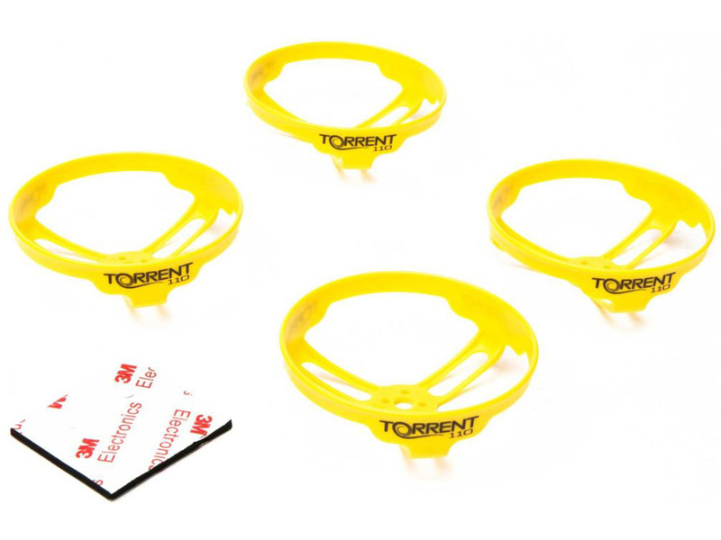 View Product - Blade ochranný rám vrtulí žlutý (4): Torrent 110 FPV