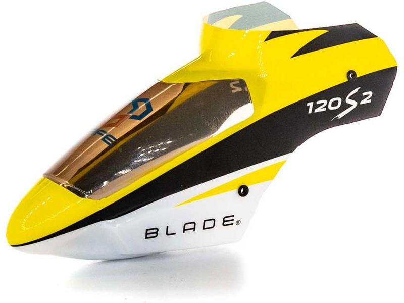 120 S2: Blade kabina