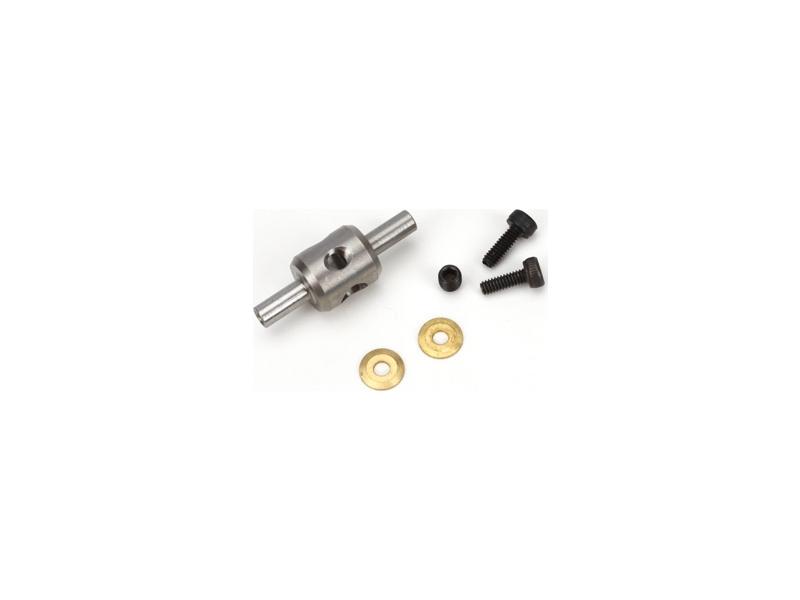 Náhľad produktu - Blade 330X/450: Unášač chvostového rotora, hliník