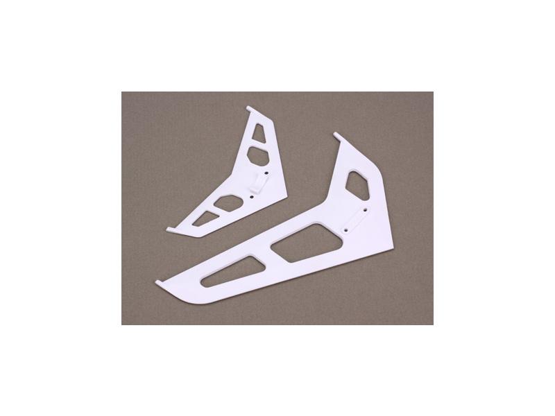 Náhľad produktu - Blade 330X/450: Horizontálny stabilizátor biely