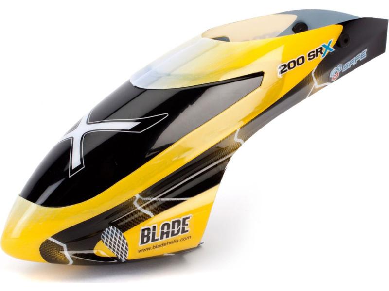 Náhled produktu - Blade 200 SR X: Kabina