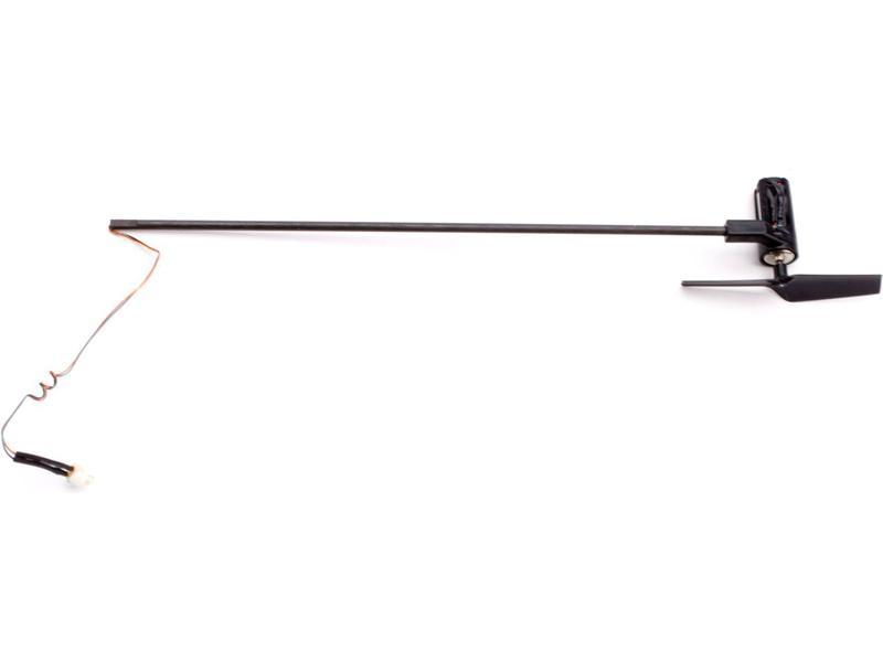 Náhľad produktu - Blade mCP S/X/2: Chvostová časť kompletná, motor, rotor