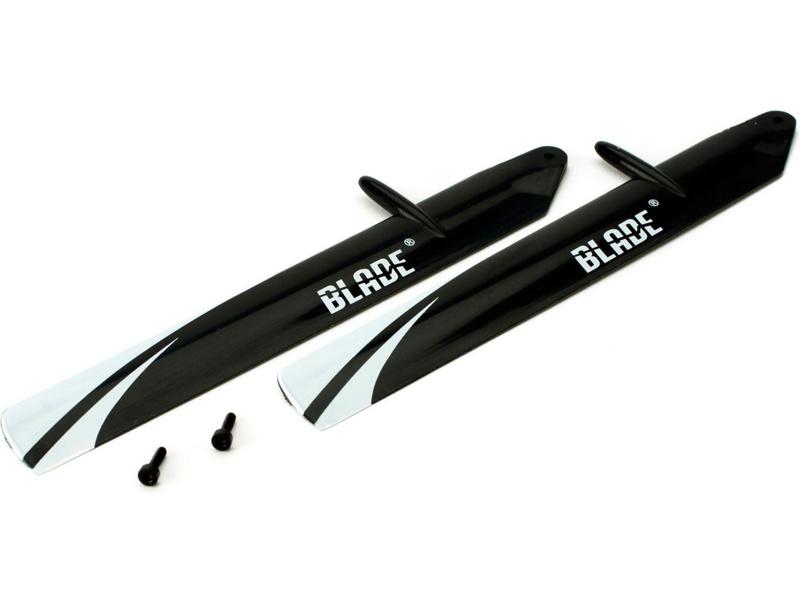 Blade 130 X: Rotorové listy Fast Flight čierne