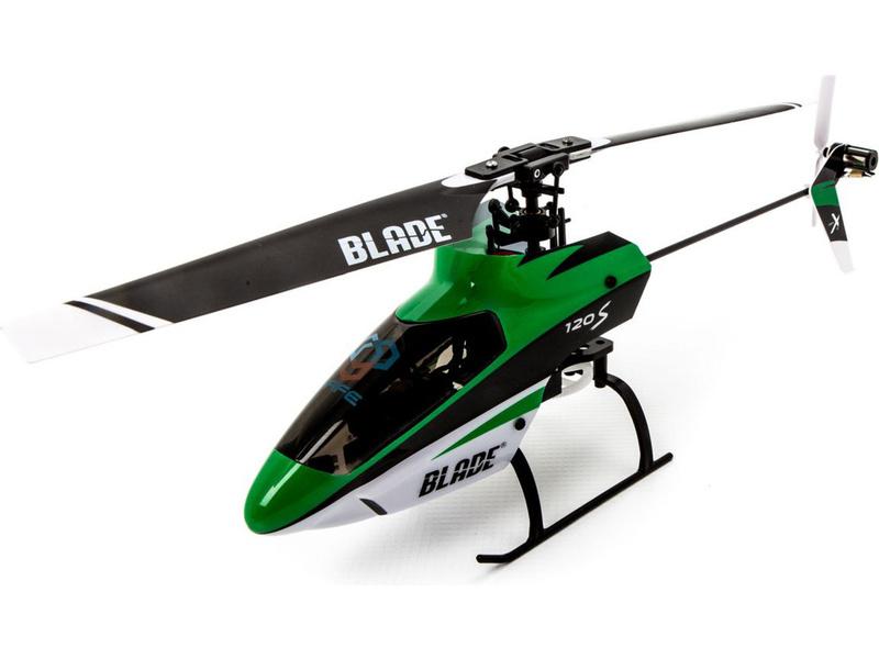 Náhľad produktu - Blade 120 S RTF Mód 1