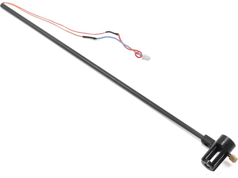 Blade ocasní část: 120 S