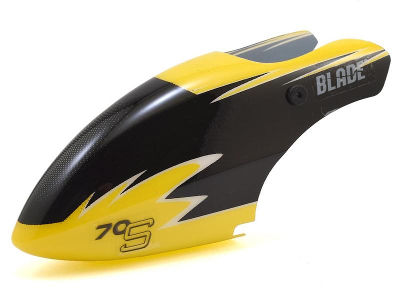 Blade 70 S: Kabina