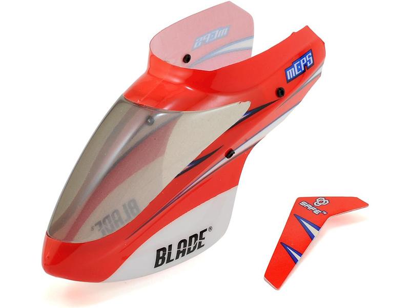 Náhled produktu - Blade kabina, stabilizátor červená: mCP S