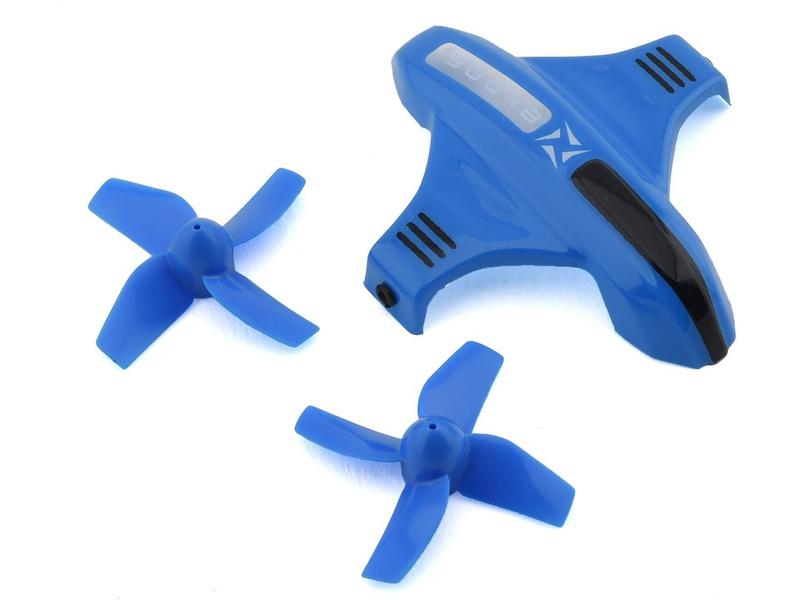 Blade Inductrix Switch: Kabina modrá s vrtulemi