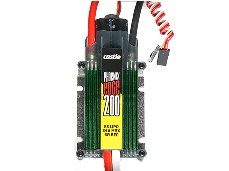 Castle regulátor Phoenix Edge 200