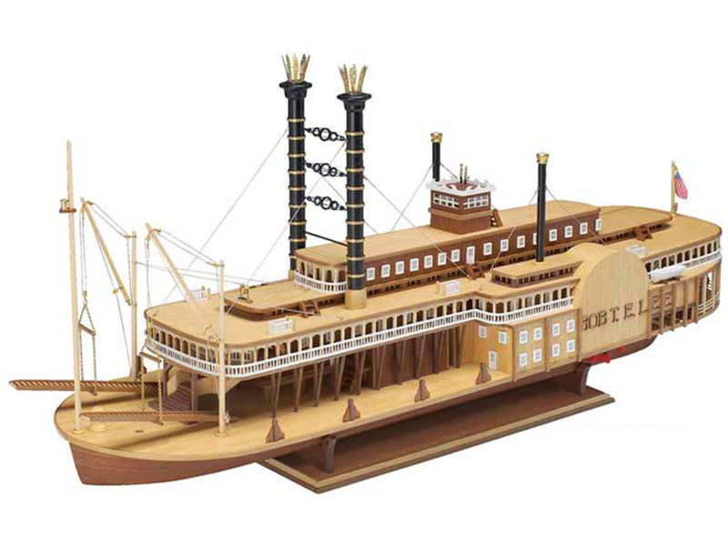 CONSTRUCTO Robert E  Lee Steamer 1:48 kit (KR-23840) | Astra