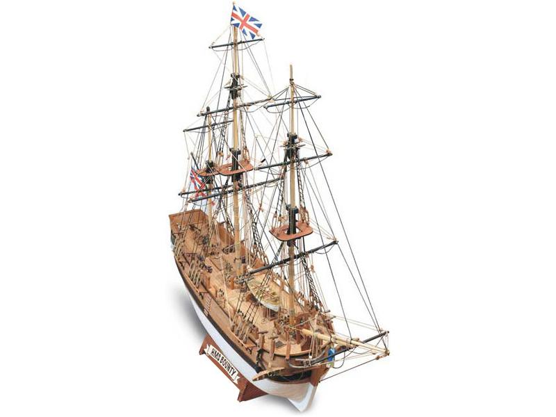 COREL H.M.S. Bounty 1:130 kit