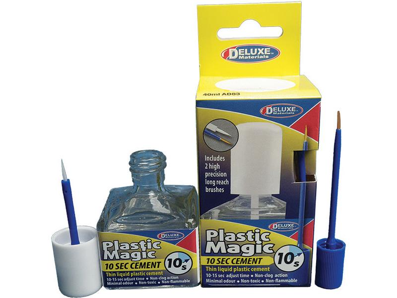 Plastic Magic 10 Sec Cement (40 ml)