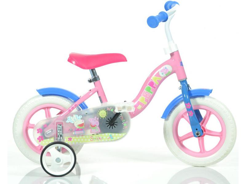 Náhled produktu - DINO Bikes - Dětské kolo 10″ Pepa Pig