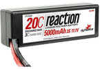 LiPol Reaction Car 11.1V 5000mAh 20C HC Deans