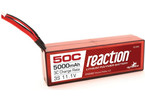 LiPol Reaction Car 11.1V 5000mAh 50C HC Deans