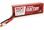 LiPol Reaction Car 11.1V 5000mAh 50C HC EC5