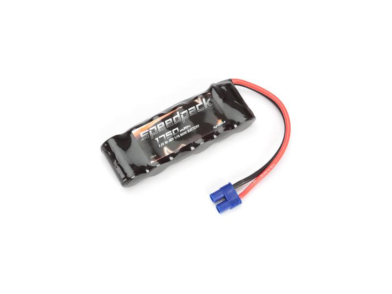 Baterie NiMH 7.2V 1750mAh EC3: Mini