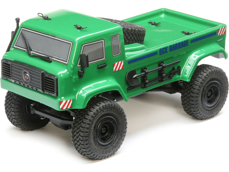 1:24 ECX Barage UV FPV 4WD RTR (zelený)