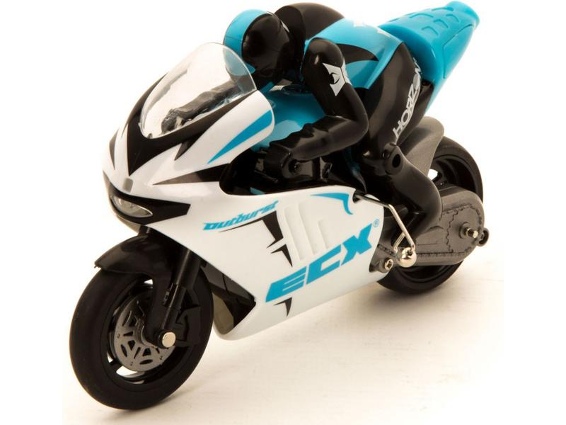 1:14 ECX Outburst Motobike RTR color Blue