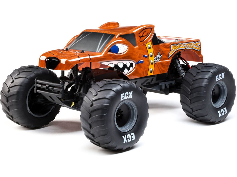 1:10 ECX Brutus Monster Truck 2WD RTR