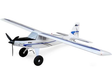 E-flite Turbo Timber 1.5m PNP, plováky / EFL15275