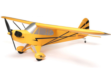Clipped Wing Cub 1.2m SAFE Select BNF Basic / EFL5150