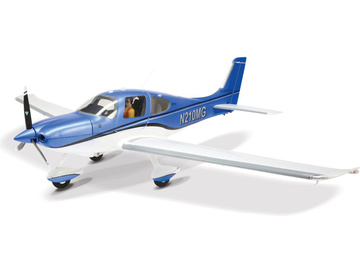 Cirrus SR-22T 1.5m SAFE Select BNF Basic / EFL5950