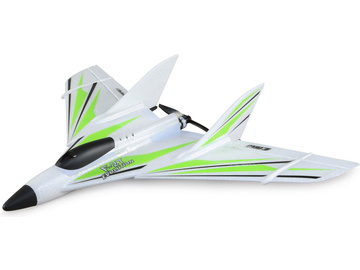 E-flite F-27 Evolution 0.4m SAFE Select BNF Basic / EFLU4250