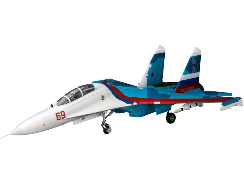 E-flite Su-30 SAFE Select BNF Basic