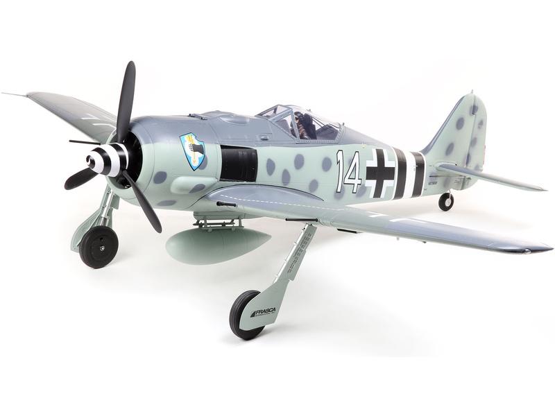 E-flite Focke-Wulf Fw 190 A 1.5m Smart PNP
