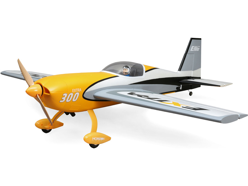 E-flite Extra 300 1.3m SAFE Select BNF Basic