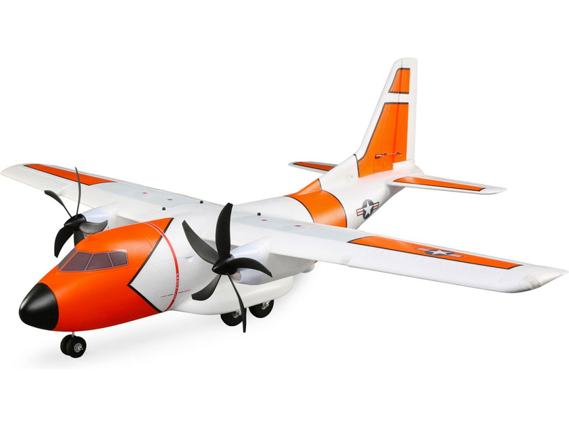 E-flite Cargo EC-1500 1,5m SAFE Select BNF Basic
