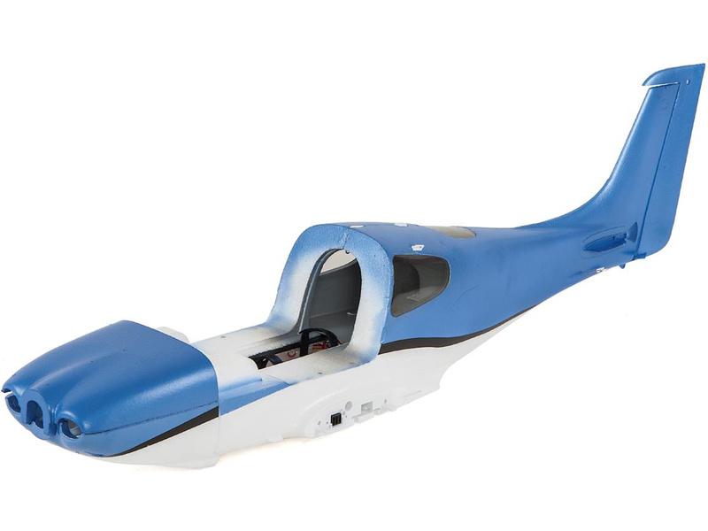 Náhled produktu - Cirrus SR-22T 1.5m: Trup s krytem