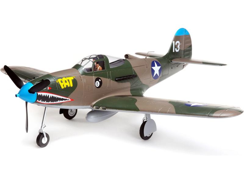 E-flite P-39 Airacobra 1,2m PNP