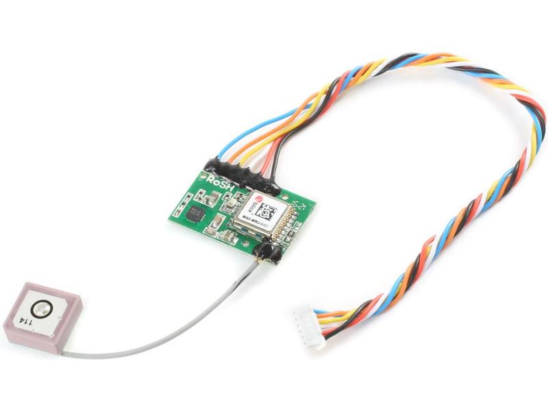 Delta Ray One: GPS jednotka s anténou