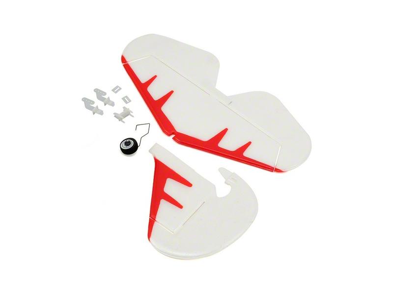 E-flite Tail with Accessories UMX Spacewalker EFLU2725