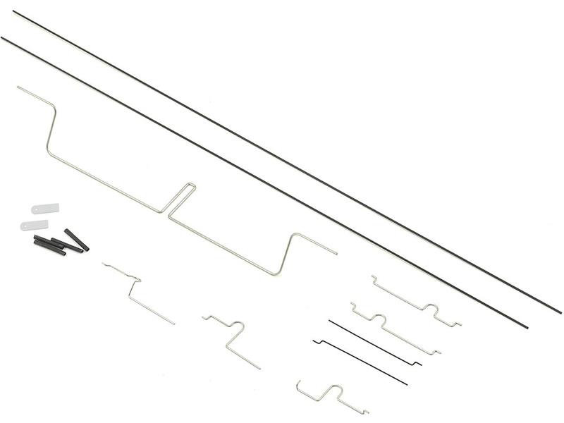 Náhled produktu - UMX Timber: Sada táhel