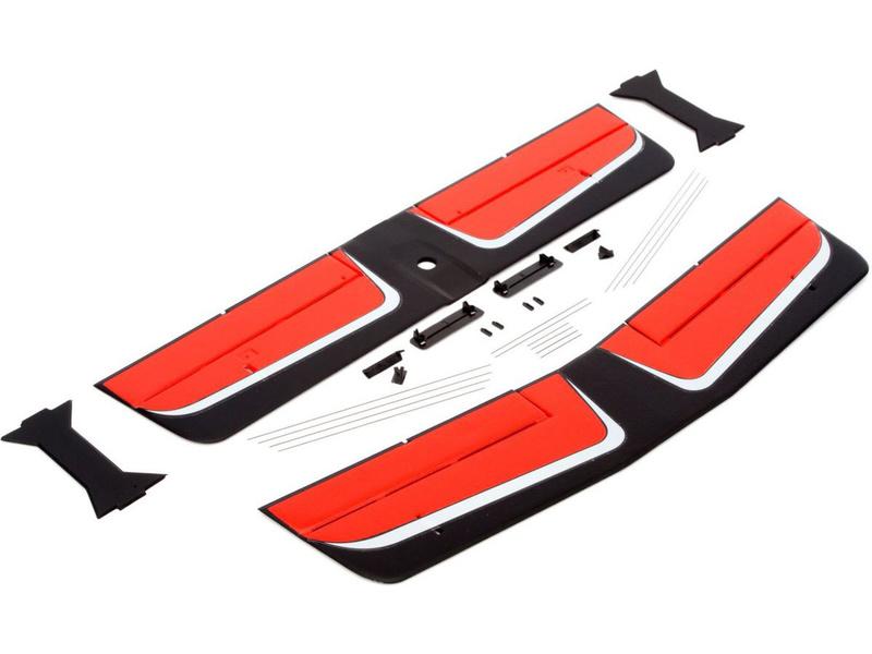 Náhľad produktu - Micro Beast 3D - sada křídel