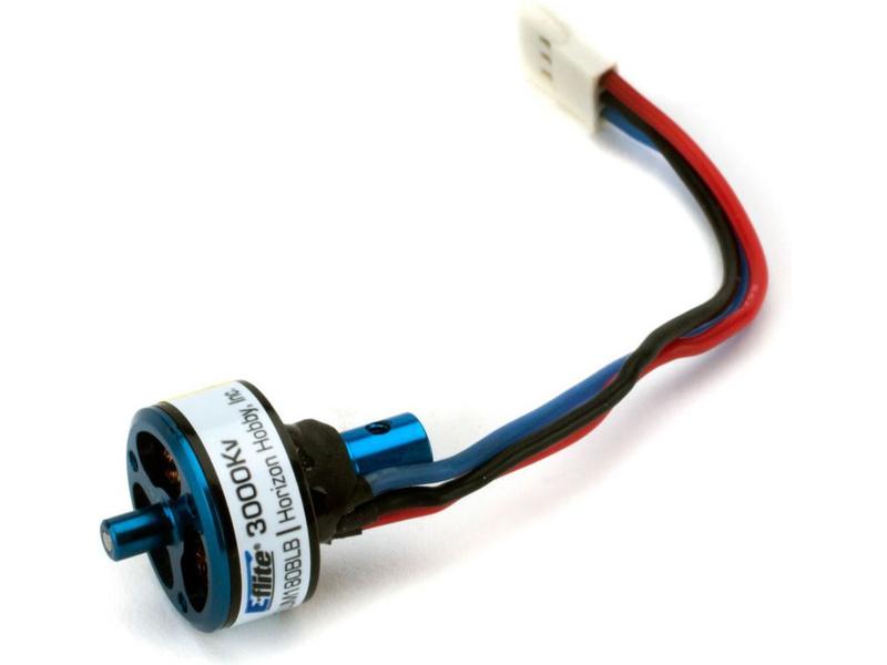 Micro F-27q - BL180 Outrunner brushless motor